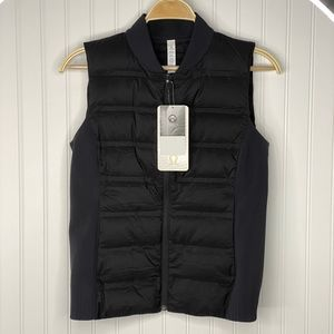 Lululemon Down and Around Puffer Vest Black NEW 8